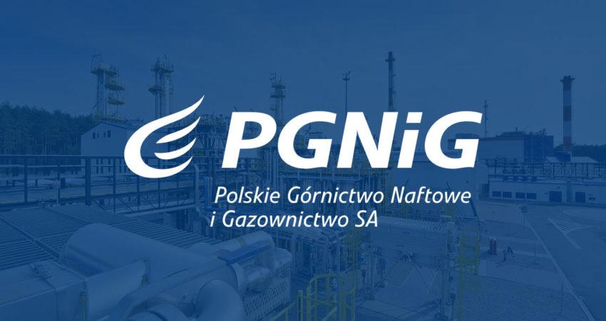 Sponsor Główny - Polskie Górnictwo Naftowe i Gazownictwo SA